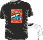 KOOLART PETROLHEAD SPEED SHOP MK1 FORD ESCORT MEXICO mens or ladyfit t-shirt